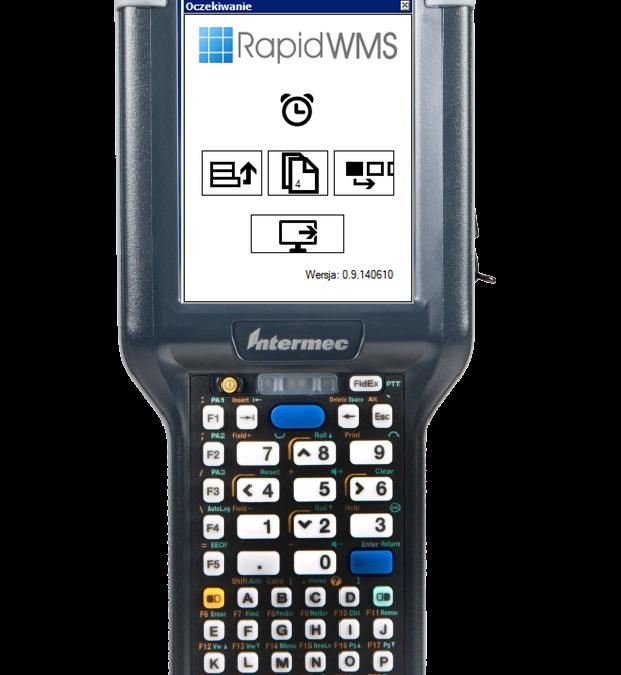 Magazyn pod kontrolą RapidWMS. Prezentacja on-line systemu.